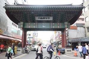 한국 전통시장의 산 역사, 서울 동대문구,서울특별시 동대문구