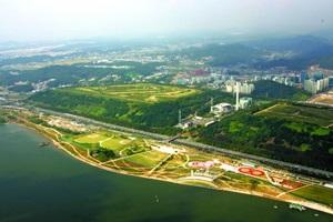 도심 속 자연을 만끽할 수 있는 난지캠핑장과 노을캠핑장,서울특별시 마포구