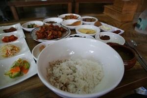 어머니의 음식이 그리울 땐? 보리 밥상의 메카, 서울 중랑구,서울특별시 중랑구