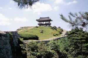 보물산이 품은 보물, 보문산성,대전광역시 중구