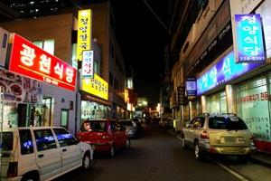 중구 음식특화거리의 양대산맥, 오류동 vs 선화동,대전광역시 중구