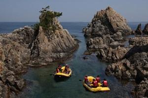 한국의 나폴리 장호항에서의 어촌체험,국내여행,음식정보