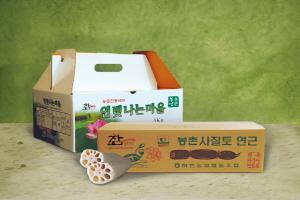 봉촌 연근,대구광역시 달성군,지역특산물