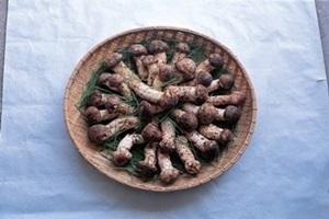 송이버섯,강원도 인제군,지역특산물
