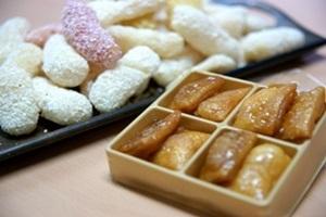 한과,전라북도 익산시,지역특산물